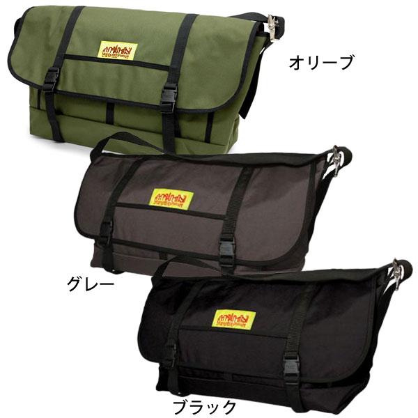 manhattampoteji Bike Messenger Bag[全3色]摩托车信使包男女两用(男女兼用)_10712E(trip)_PT15