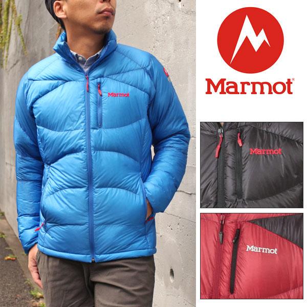 @ Marmot 1000 FILL POWER DOWN JACKET[全3色]土撥鼠1000菲爾電源關閉茄克人(男性用)_11411F(trip)