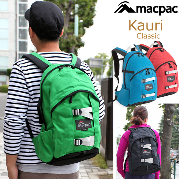 ◆ 2015 spring summer ◆ macpac KAURI 4 colors MaxPack Kauri backpack Unisex (men and women combined) _ 11505E(trip)