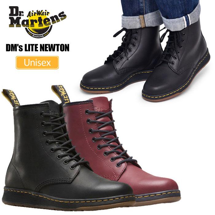 【正規取扱店】ドクターマーチン 8ホールブーツ ニュートン[全2色]Dr.Martens NEWTON 8 EYE BOOT メンズ レディース【靴】 11709F(trip)新生活