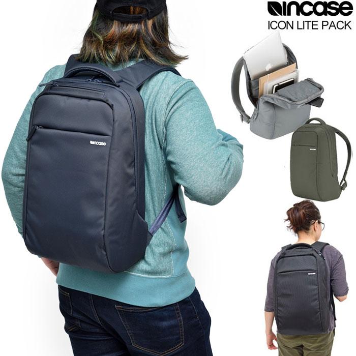 インケース Incase アイコン ライト バックパック[全4色]ICON LITE PACK メンズ レディース【鞄】_11704E(trip)
