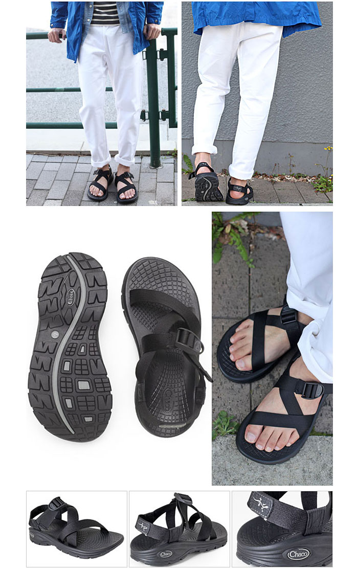 a1a6d70bddd Chaco Z VOLV is a lightweight model more softly than conventional Z series.  Of course I use lightweight ECOTREAD out sole for out sole while adopting  ...