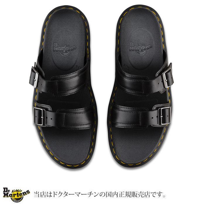 ●クーポンで最大500円OFFドクターマーチン サンダル Dr.Martens マイルス スライドサンダル[ブラック](23523001)MYLES SLIDE SANDAL メンズ レディース【靴】_sdl_1902trip