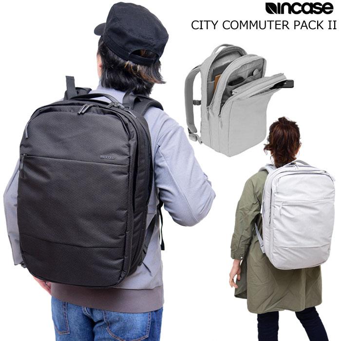 【正規取扱店】インケース リュック シティコミューターパック2[全2色]Incase CITY COMMUTER PACK II メンズ レディース【鞄】 1803trip新生活 通勤