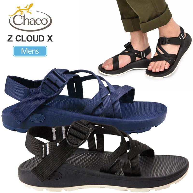 【SALE/20%OFF】チャコ サンダル Chaco メンズ ZクラウドX[全2色](12366138/25-29cm)MS Z CLOUD X【靴】_sdl_1905trip【返品交換・ラッピング不可】