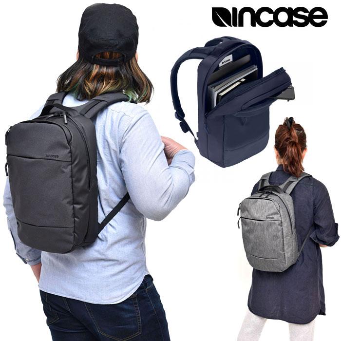 【正規取扱店】インケース Incase リュック メンズ レディース シティドットバックパック ブラック グレー ネイビー CITY DOT BACKPACK INCO100421 INBP100671 bpk【鞄】2007trip