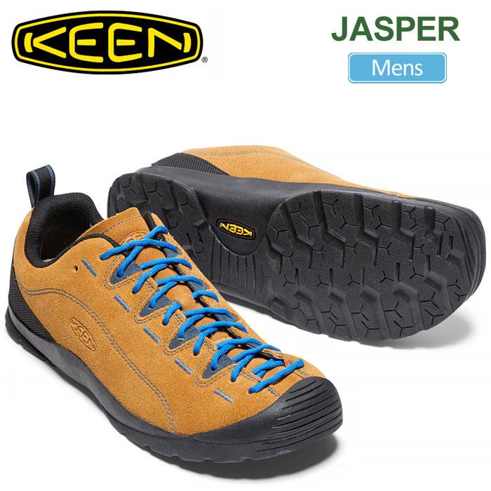 【正規取扱店】キーン KEEN スニーカー シューズ メンズ ジャスパー JASPER キャセイスパイス/オリオンブルー 1002661 snk【靴】2004trip