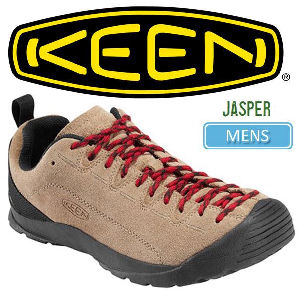 【正規取扱店】キーン KEEN スニーカー シューズ メンズ ジャスパー JASPER シルバーミンク 1002672 snk【靴】2004trip