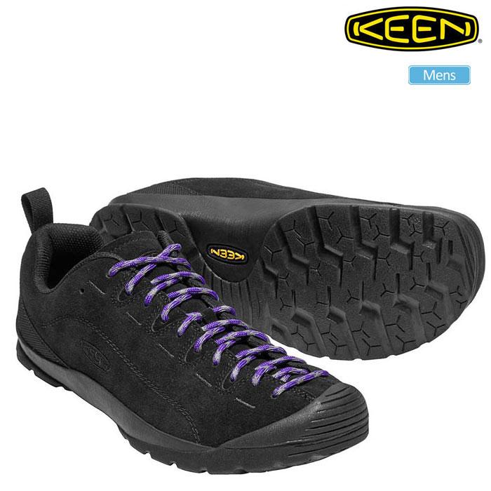 【正規取扱店】・キーン スニーカー ジャスパー[ブラック ブラック](10017349)KEEN JASPER メンズ【靴】 snk 1708trip新生活