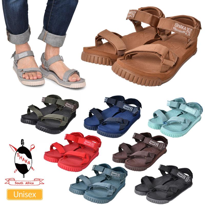 【SALE/20%OFF】シャカ サンダル SHAKA クライミング CLIMBING[全9色](SK043201/433102/23-28cm)メンズ レディース【靴】_sdl_1906trip【返品交換・ラッピング不可】