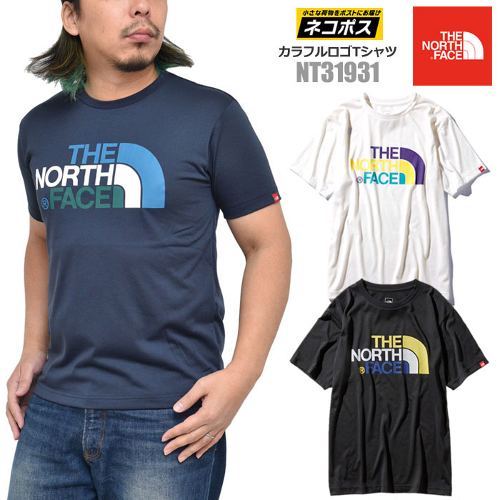 e5dce4666 North Face T-shirt THE NORTH FACE short sleeve colorful logo T [all three  colors] (NT31931) S/S COLORFUL LOGO TEE men _sst_1902trip [M service 1/1]