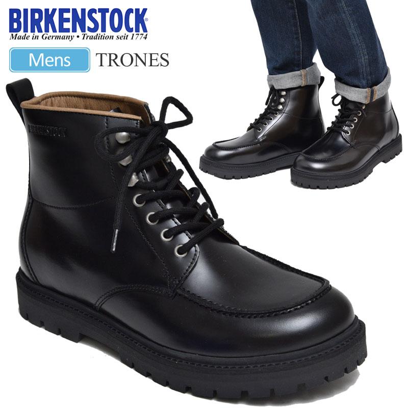 SALE 60%OFF 半額【正規取扱店】ビルケンシュトック BIRKENSTOCK トローネス TRONES(ブラック)(GS1010675 26-27cm)メンズ【靴】 1910trip【返品交換・ラッピング不可】ssale
