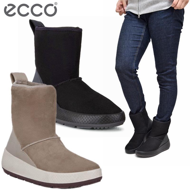 クーポンで表示から更に10%OFF【正規取扱店】SALE 30%OFFエコー ブーツ ECCO UKIUK 2.0(全2色)(801613 22.5-24.5cm)レディース【靴】 wbt 1911trip(返品交換・ラッピング不可)