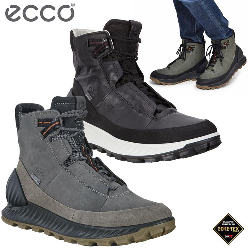【正規取扱店】SALE 30%OFFエコー ブーツ ECCO エキソストライク アウトドアブーツ ゴアテックス(全3色)(832324 26-27.5cm)EXOSTRIKE MENS OUTDOOR BOOT GTX メンズ【靴】 1911trip(返品交換・ラッピング不可)