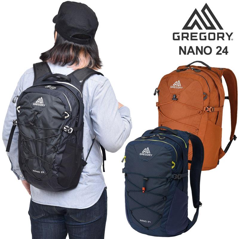 【正規取扱店】グレゴリー GREGORY リュック メンズ レディース ナノ24 NANO24 24L 20SS bpk【鞄】2004trip