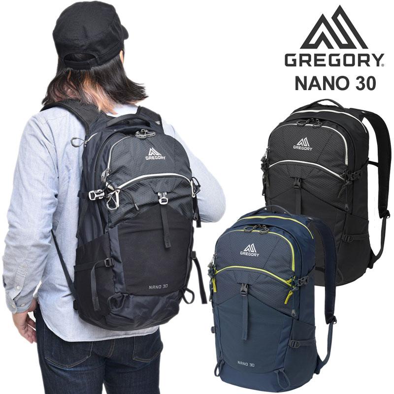 【正規取扱店】グレゴリー GREGORY リュック メンズ レディース ナノ30 NANO30 30L 20SS bpk【鞄】2004trip