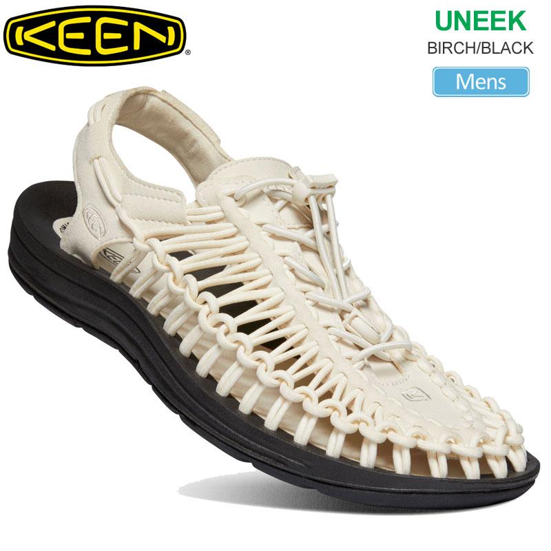【正規取扱店】キーン KEEN メンズ サンダル ユニーク UNEEK バーチ ブラック 25-29cm 1023045 20SS sdl【靴】2007trip