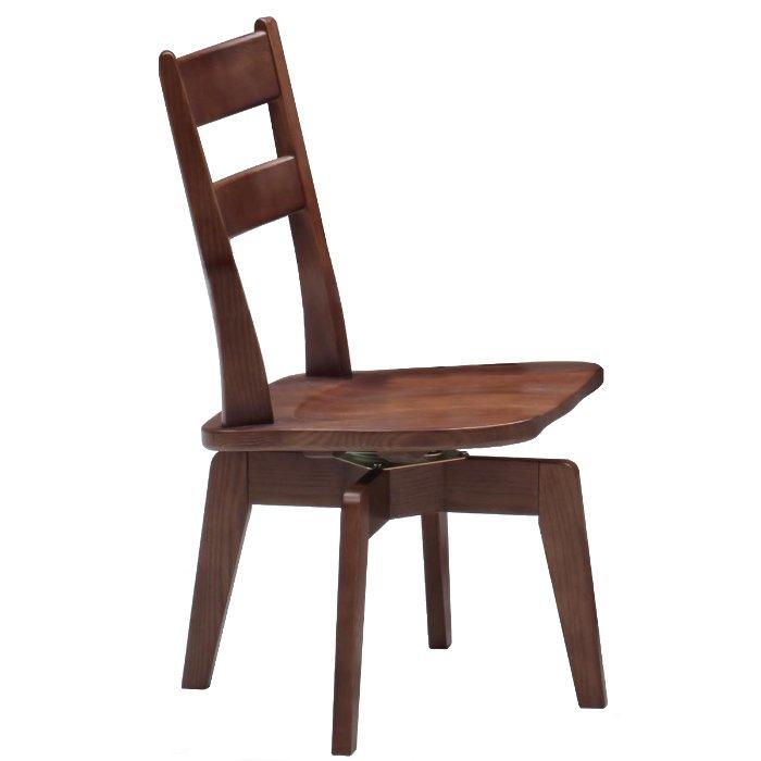 ダイニングチェア 回転チェア 椅子 【送料無料】