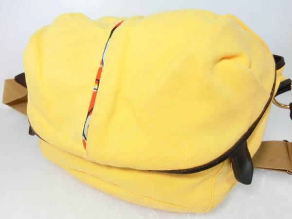 (税込) POKIT ポキット ジオメトリック柄 ショルダー バッグ 黄, napple 8f920d0d
