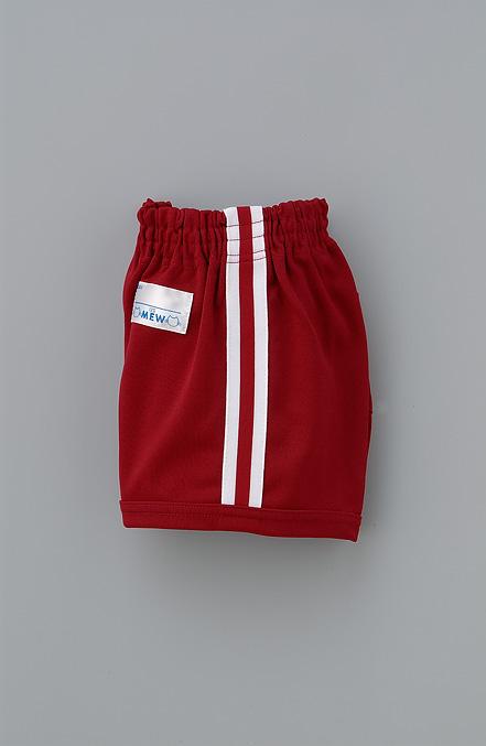 体操着 体操パンツ えんじ ライン入り 安心の実績 高価 買取 強化中 メーカー公式 ゆうパケット2枚まで可