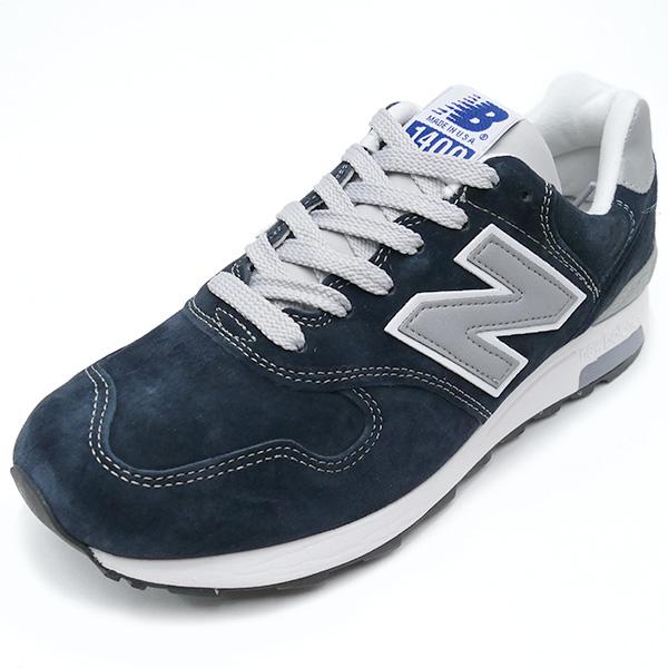 NEW BALANCE new balance M1400 NV navy Navy mens Womens sneakers NB Made In USA J.Crew 1400
