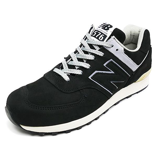NEW BALANCE M576 NLI black【ニューバランス M576NLI ブラック】メンズ スニーカー NB Made In England