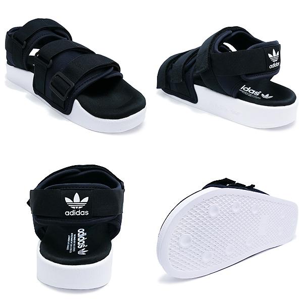 ADIDAS Originals adidas originals ADILETTE SANDAL W adirettasandalwimens black/white black / white S75382 16SS