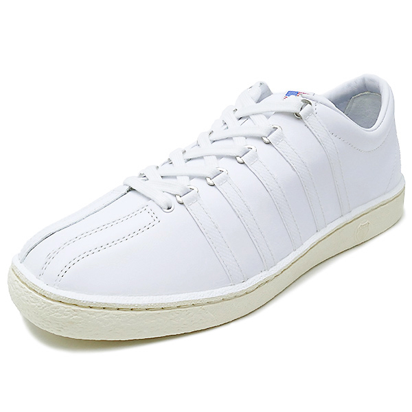 K・SWISS ケー・スイス Classic 66 USA クラシック66USA white ホワイト Made in U.S.A 36037432 17SS