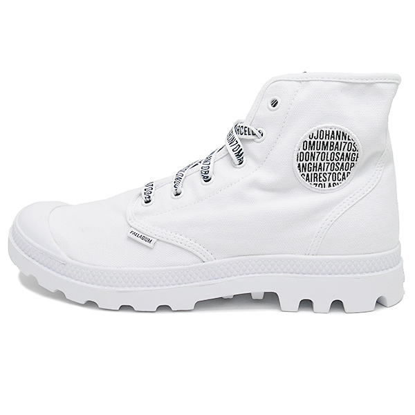 PALLADIUM PAMPA HI 70th Anniversary(white白)72352-142 17SS