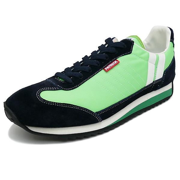 スニーカー パトリック PATRICK マラソン パクチー 94768 メンズ レディース シューズ 靴