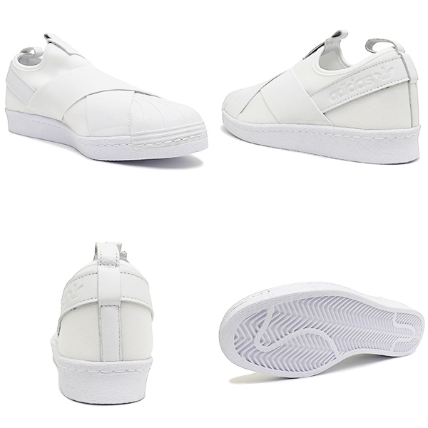 ADIDAS Originals SUPERSTAR SLIP ON (running white running white) BZ0111