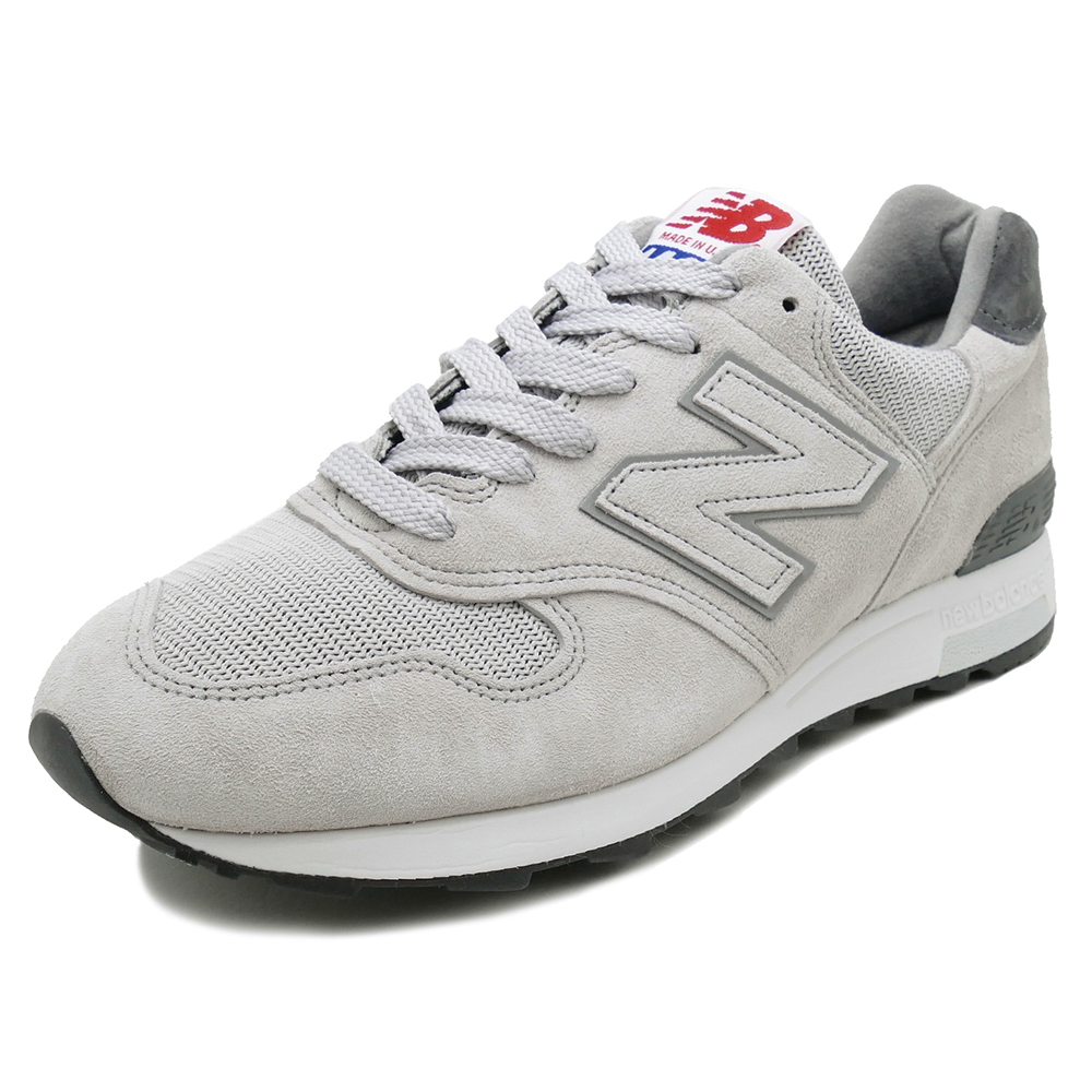 NEW BALANCE M1400 OG gray sneakers NB Made in USA 17FW