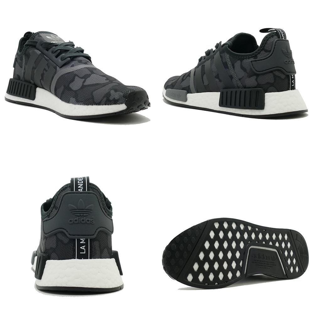 60378f21b2dbe4 MEXICO  Sneakers Adidas adidas N M D R1 black duck men gap Dis shoes ...