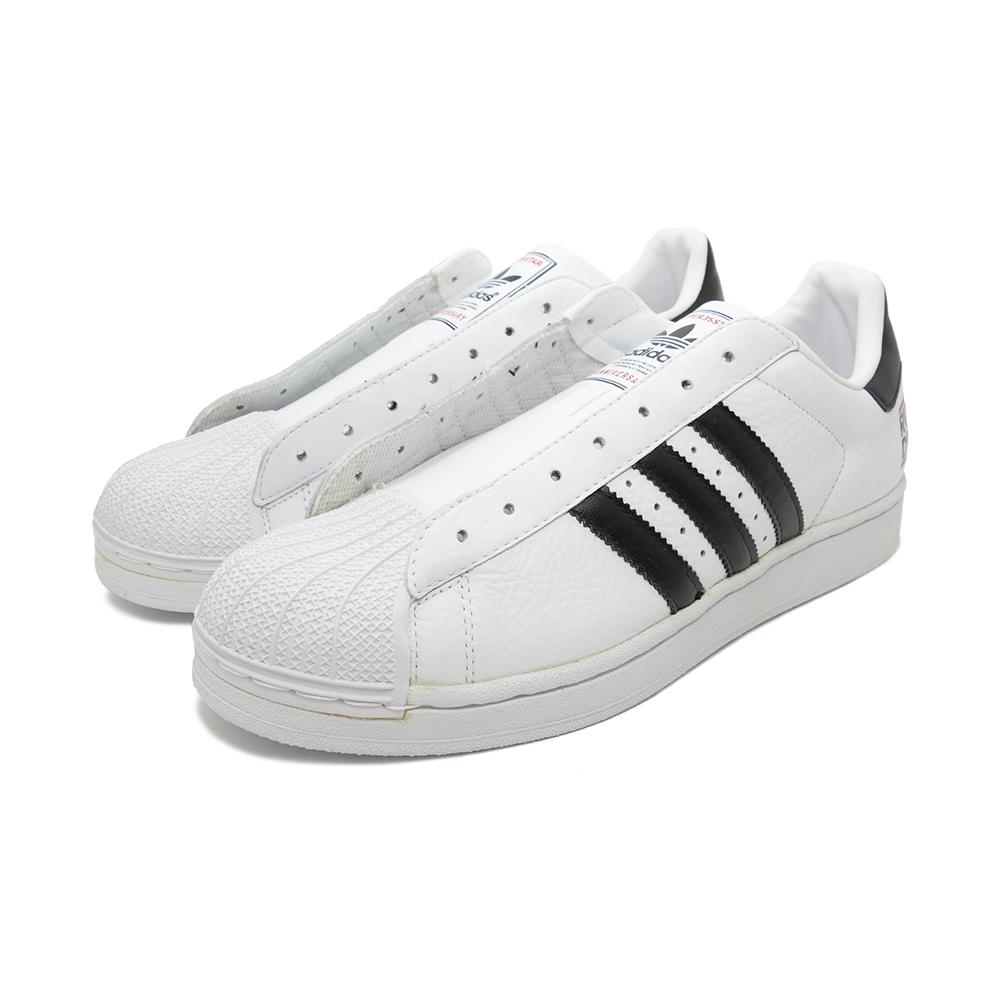 スニーカー アディダス adidas スーパースター35周年 ミュージック ラン・ディーエムシー ホワイト/ブラック/レッド メンズ シューズ 靴 デッドストック