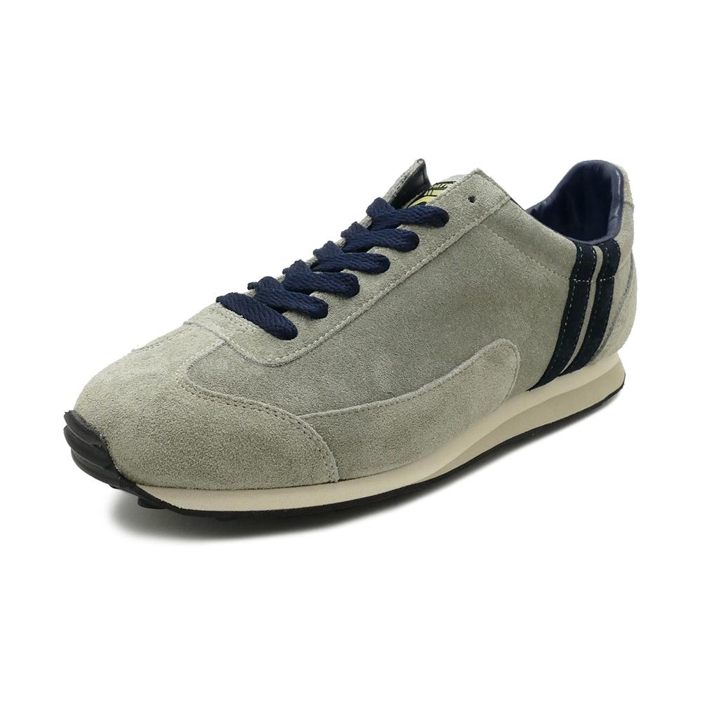 スニーカー パトリック PATRICK ボストン グレー/ネイビー メンズ レディース シューズ 靴 19AW