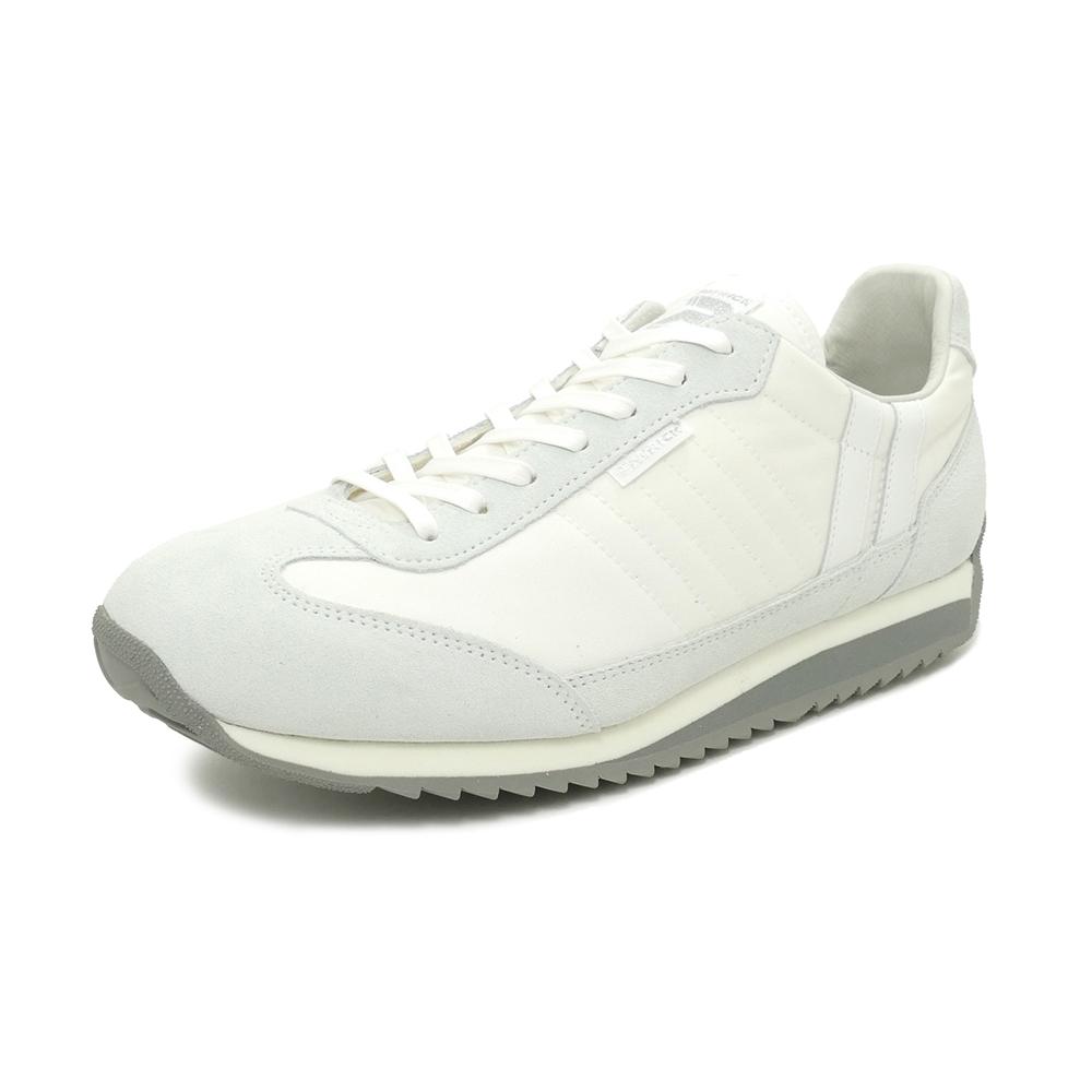 スニーカー パトリック PATRICK マラソンギャバ ホワイト メンズ レディース シューズ 靴 19SS