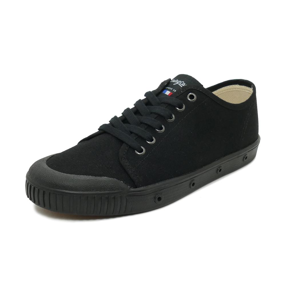 スニーカー スプリングコート spring court G2クラシックキャンバス ブラック メンズ シューズ 靴
