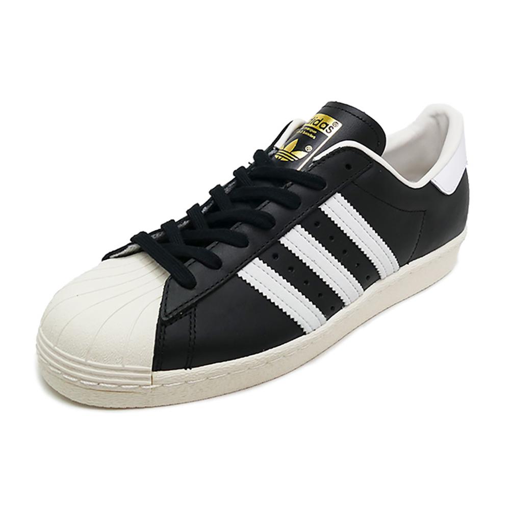 スニーカー アディダス adidas スーパースター80's ブラック/ホワイト/チョーク2 メンズ レディース シューズ 靴