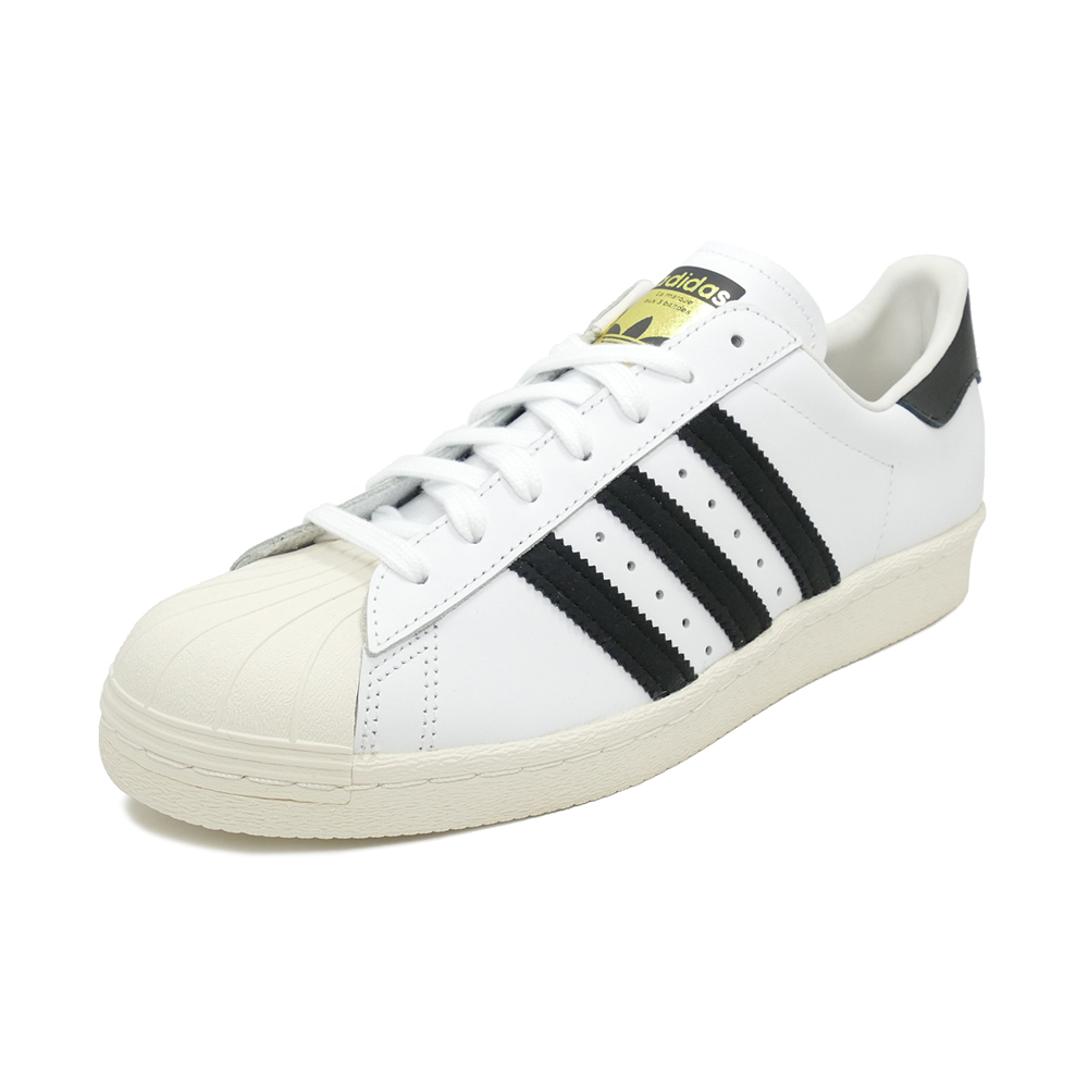 スニーカー アディダス adidas スーパースター80s ホワイト/ブラック メンズ レディース シューズ 靴