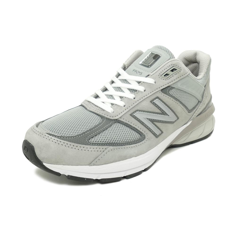 スニーカー ニューバランス NEW BALANCE M990GL5 グレー NB メンズ シューズ 靴 19SS