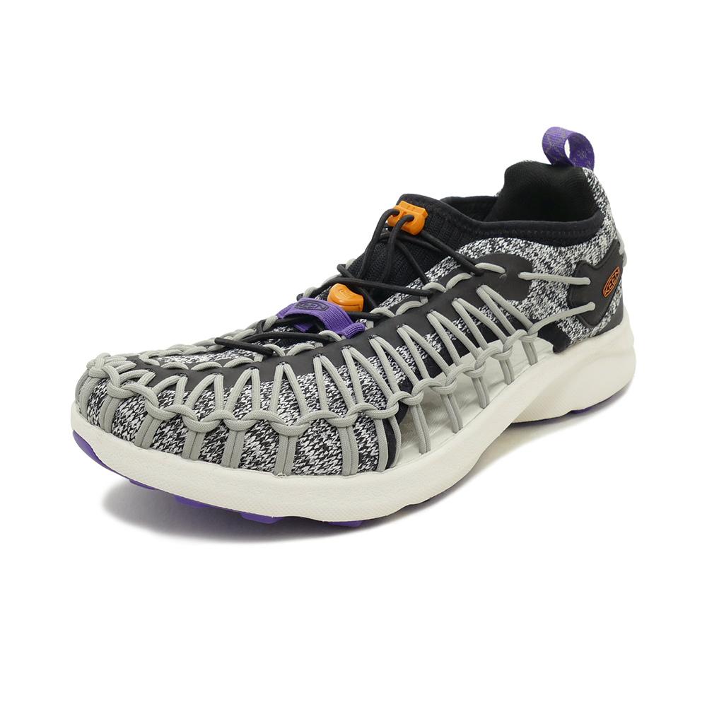 国内送料無料 国内正規品 サンダル キーン KEEN ユニークスニーク ミックス グレー 20SS 靴 ブラック 1022386 シューズ セール メンズ 大特価!!