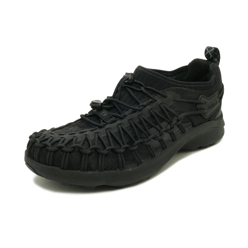 サンダル キーン KEEN ユニークスニーク ブラック/ブラック 1022404 レディース シューズ 靴 20SS