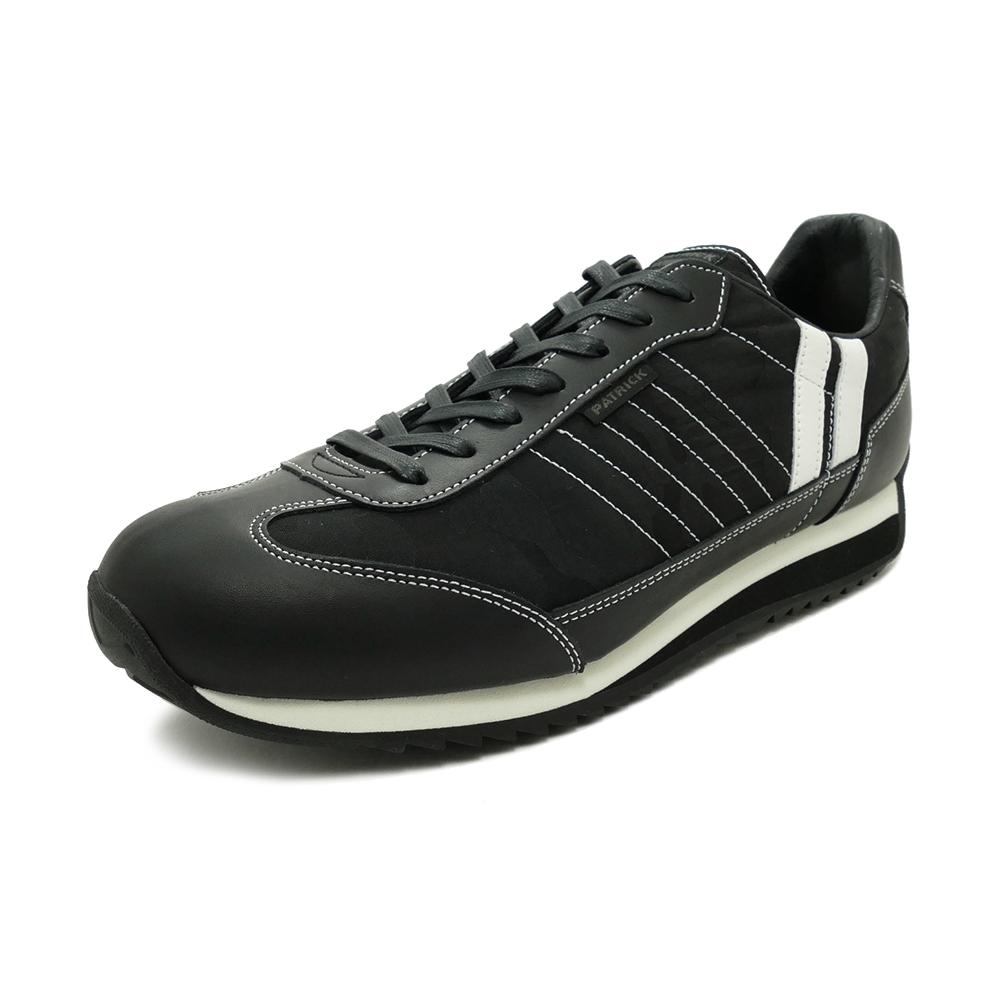 スニーカー パトリック PATRICK マラソンカモフラージュ ブラック メンズ レディース シューズ 靴 19AW