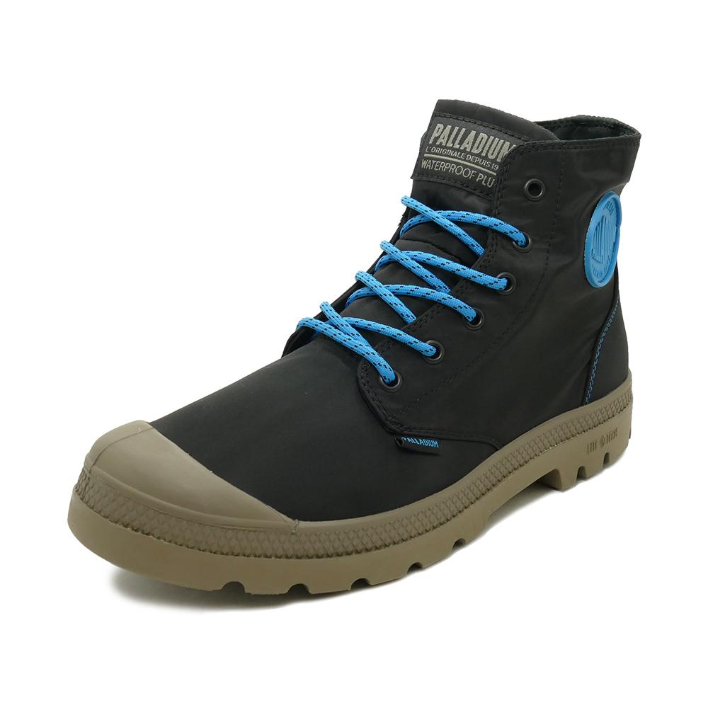 スニーカー パラディウム PALLADIUM パンパパドルライトWP+ ブラック/ベージュ 76357-010 メンズ レディース シューズ 靴 20SS