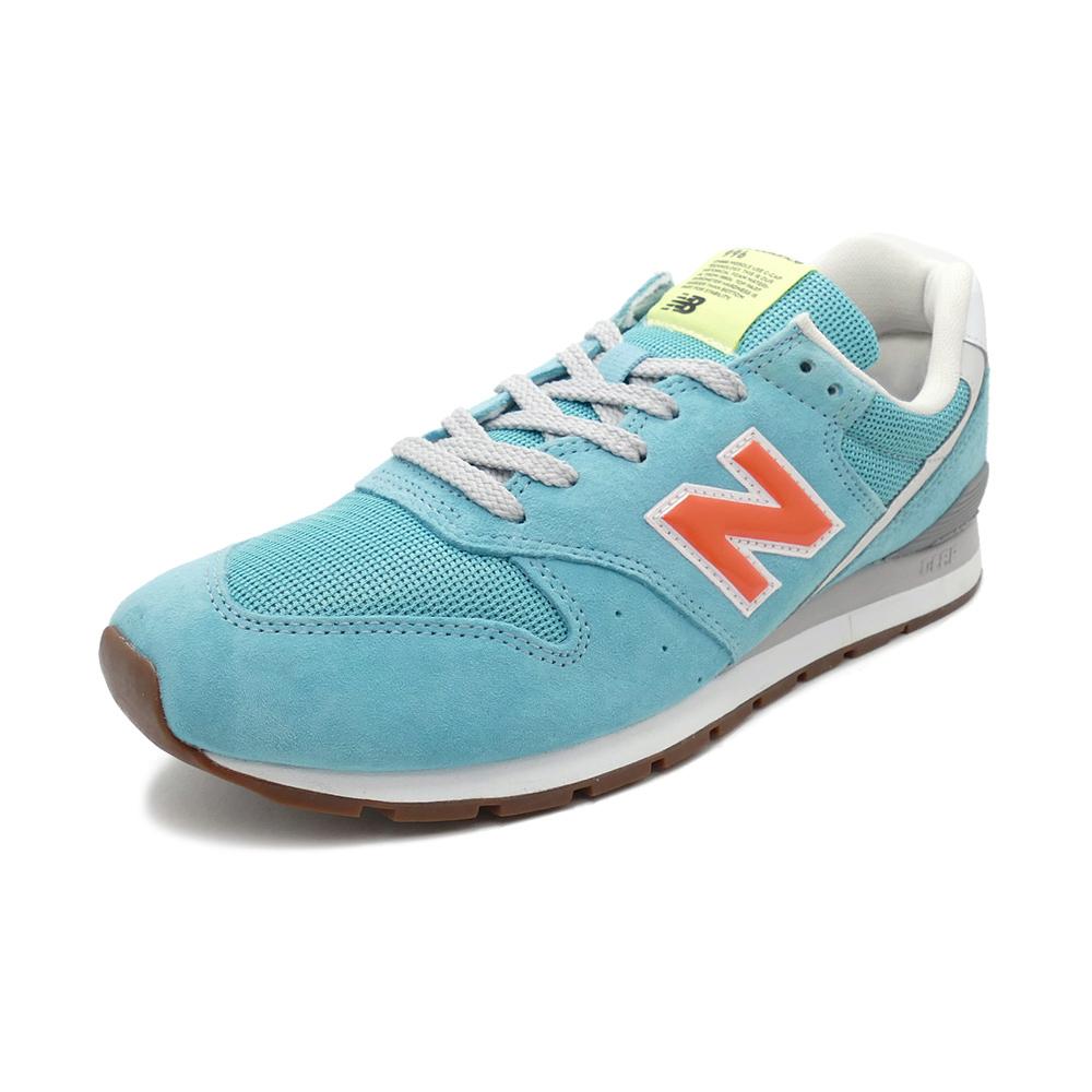 スニーカー ニューバランス NEW BALANCE CM996URB ブルー/オレンジ CM996-URB NB メンズ レディース シューズ 靴 20SS