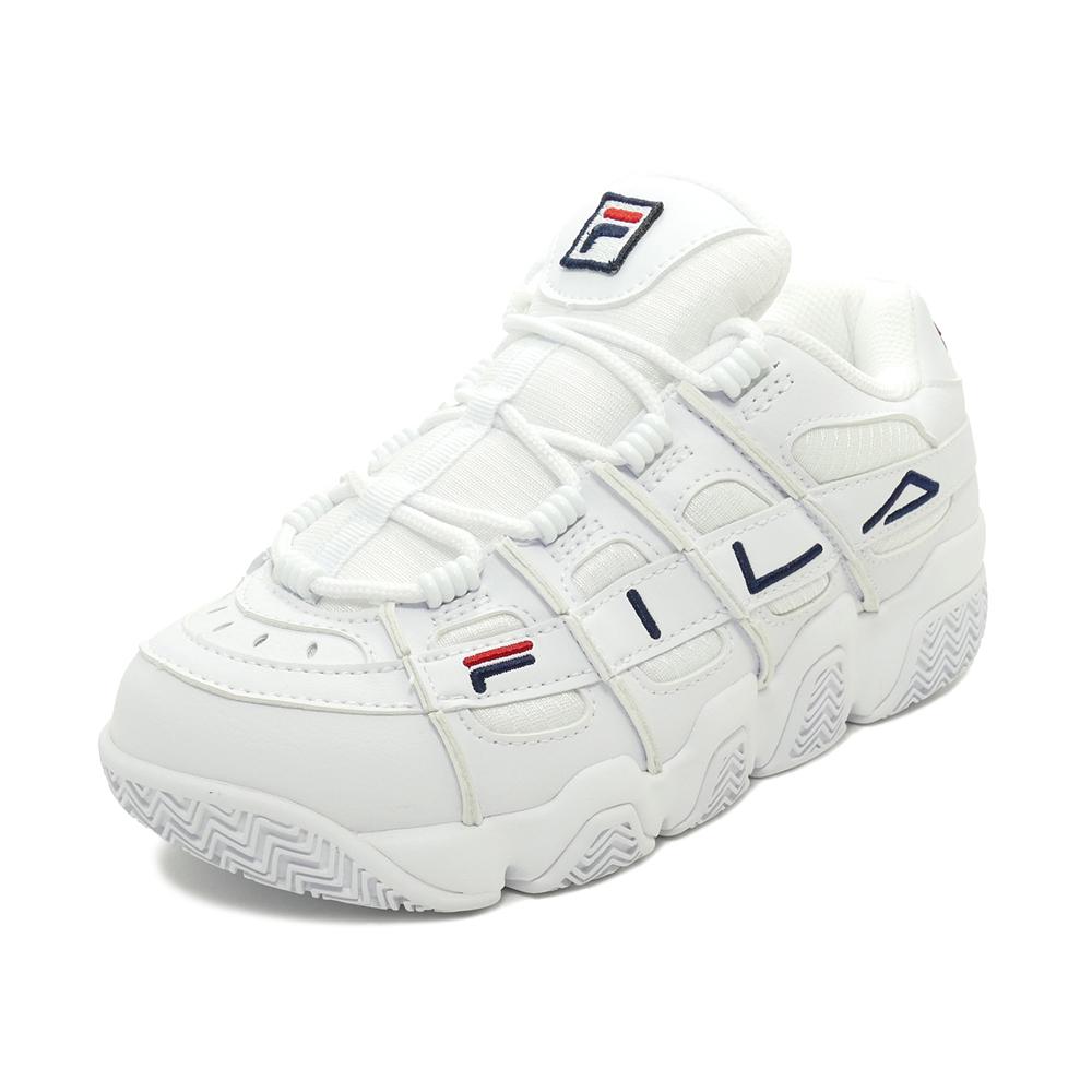 スニーカー フィラ FILA バリケードXT97 ホワイト/ネイビー/レッド レディース シューズ 靴