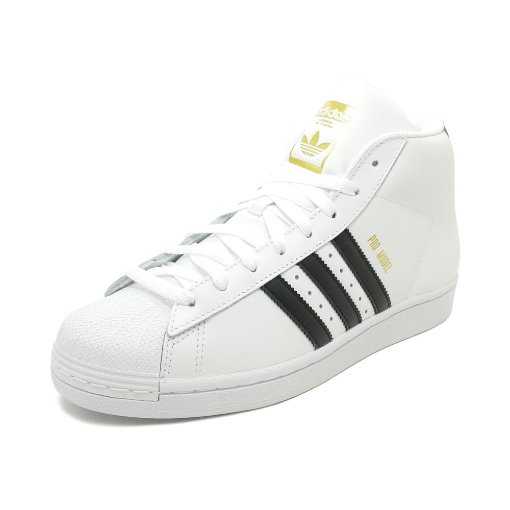 スニーカー アディダス adidas プロモデル フットウェアホワイト/コアブラック/ゴールドフォイル FV5722 メンズ レディース シューズ 靴 20Q1