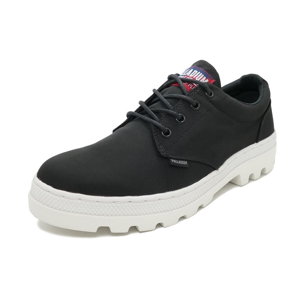 スニーカー パラディウム PALLADIUM パラボスローウォータープルーフプラス ブラック/ホワイト 06821-036 メンズ シューズ 靴 20SS