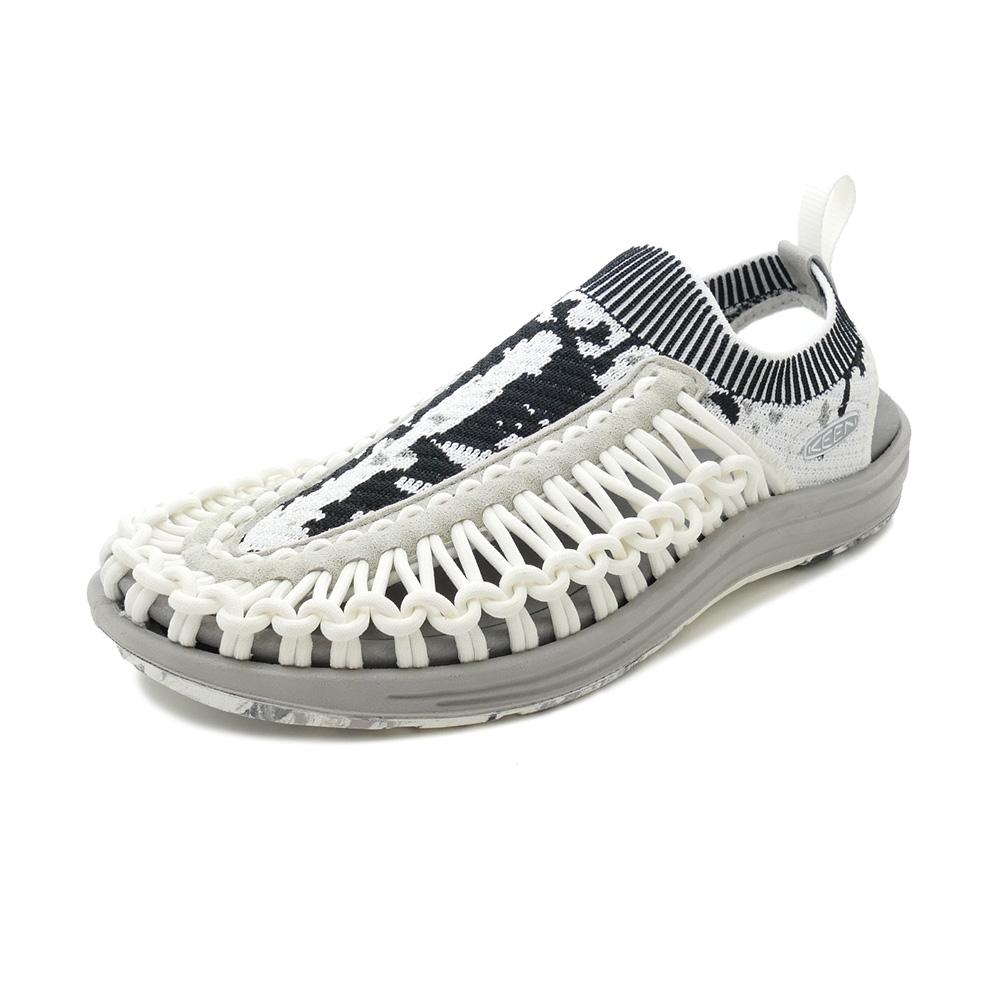 スニーカー キーン KEEN ウィメンズユニークエヴォ スターホワイト/レイヴン 1021268 レディース シューズ 靴 20SS