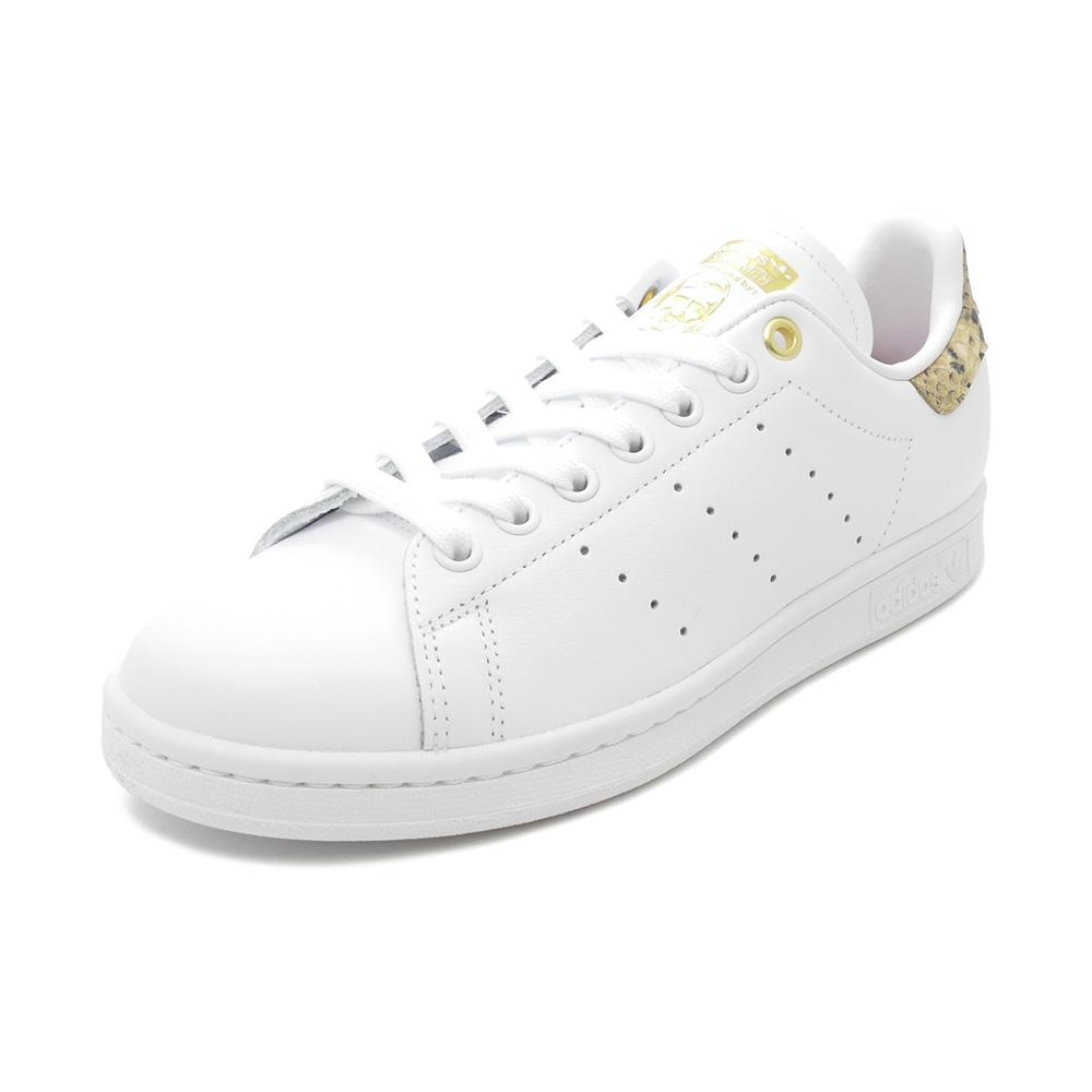 スニーカー アディダス adidas スタンスミスウィメンズ ホワイト/スネーク FV3086 レディース シューズ 靴 20Q2